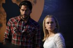 Joe Manganiello enters the series as Alcide the Were (here, with Anna Paquin)