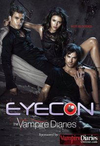 EyeCon: Vampire Diaries Convention Coming to Atlanta