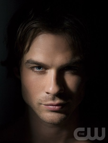 Ian Somerhalder, who plays the older Salvatore brother Damon, ...