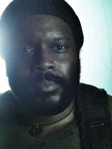 Chad L. Coleman as Tyreese. Photo credit: Frank Ockenfels 3/AMC