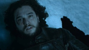 Jon Snow knows nothing, no more.
