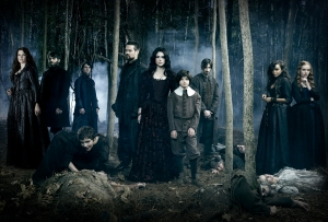 Cast of Salem